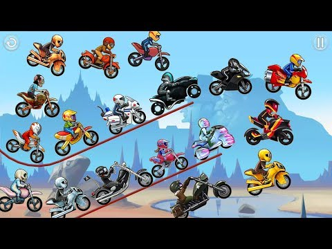 Bike Race Free - ALL BIKES 2019 Unlocked Top Motorcycle Racing Games Walkthrough