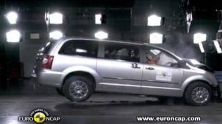 Lancia Voyager - Crash Tests 2011