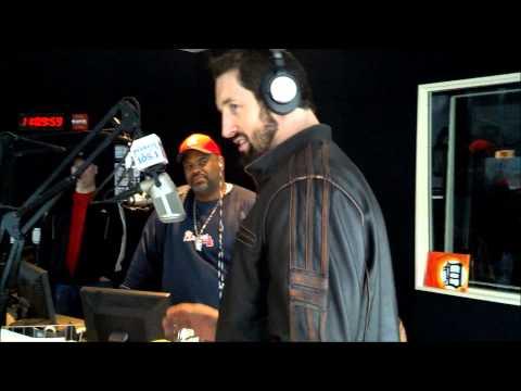 Ryan & Rico Interview WWE Intercontinental Champion Wade Barrett 3/10/2015