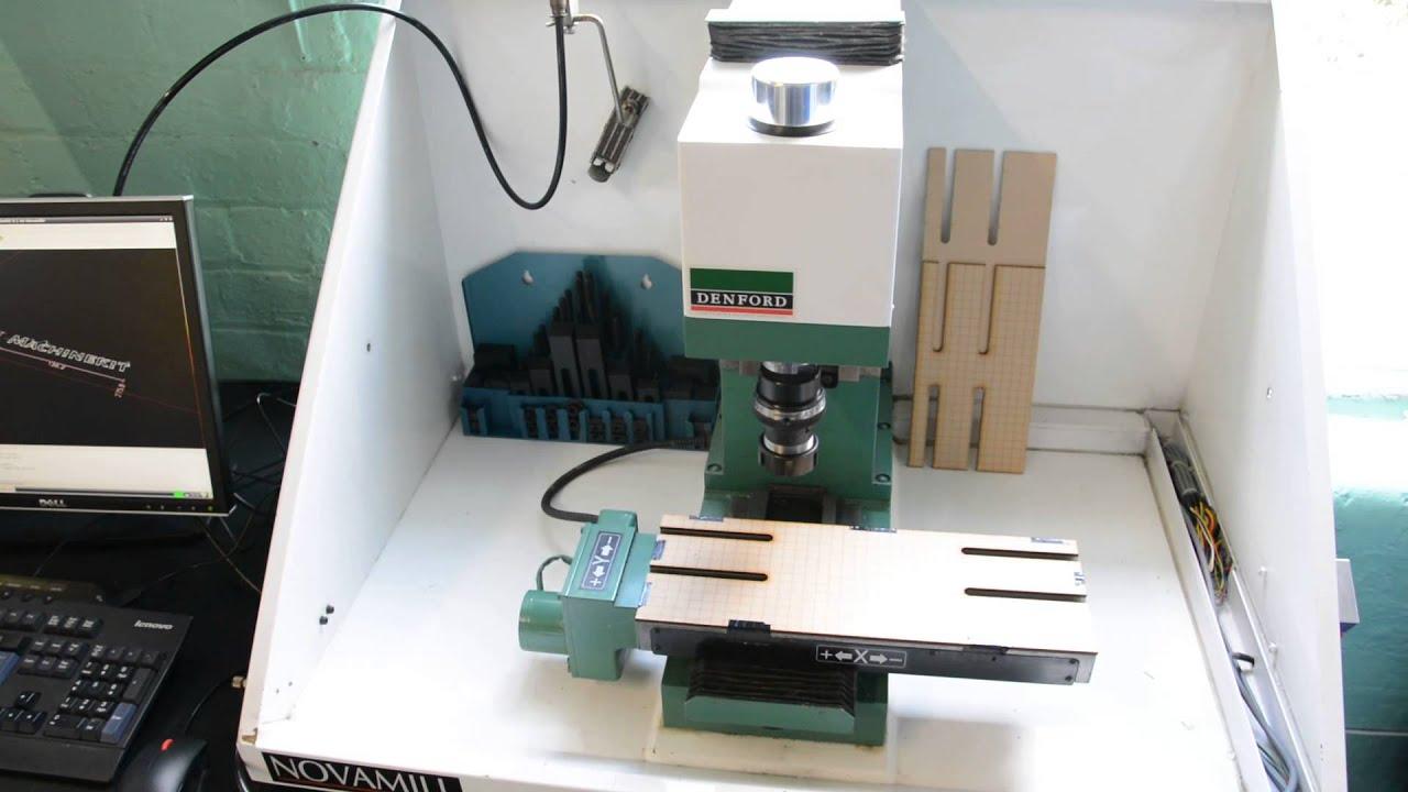 Upgrading a CNC milling machine Part 2