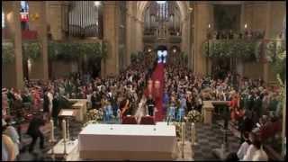 Luxembourg Royal Wedding 2012 (Part II)