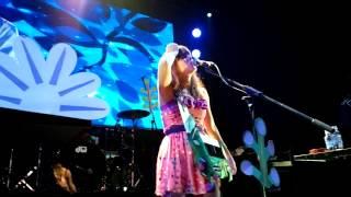 "Lenka - ""Heart Skips A Beat"" - Live In Moscow 02.09.2013"