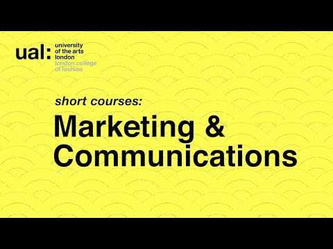 Marketing And Communications LCF Short Courses