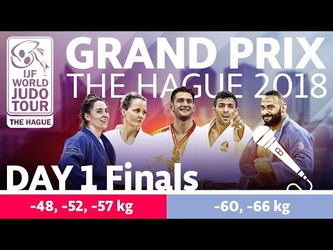Judo Grand-Prix The Hague 2018: Day 1 - Final Block