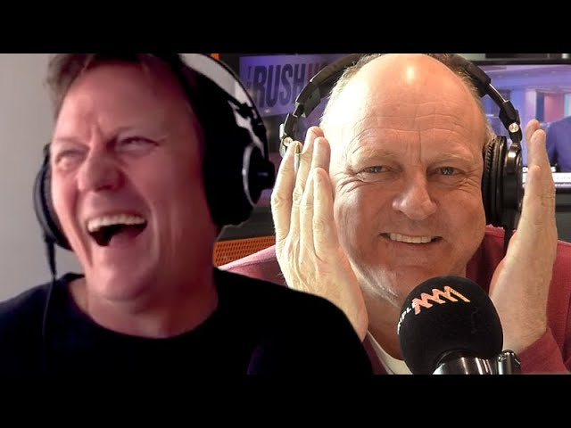Billy Cops It For His Worst Joke Of The Year | Rush Hour with JB & Billy | Triple M