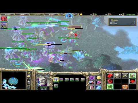Прохождение Warcraft 3: The Frozen Throne - Пламя и лед #25