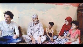 شاهد حجي# كبير السن_ معين لاربعة اطفال شوف شصار  طه البغدادي