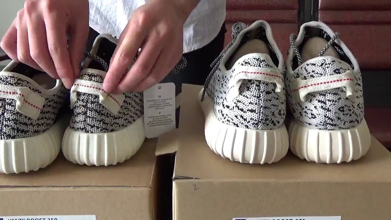 adidas yeezy boost 350 turtle dove fake