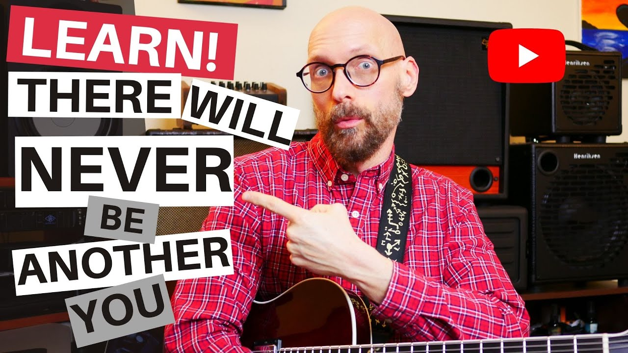 There Will Never Be Another You Jazz Guitar Lesson