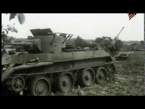 Танки Второй Мировой войны. 1 серия
