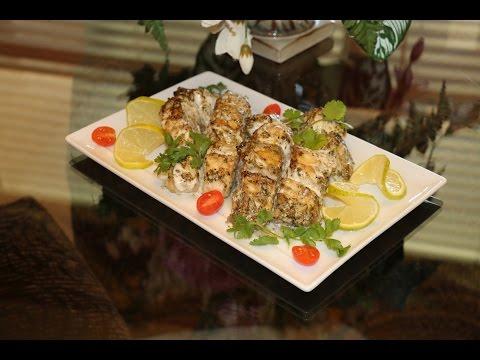 Семга, запеченная в фольге кулинарный рецепт