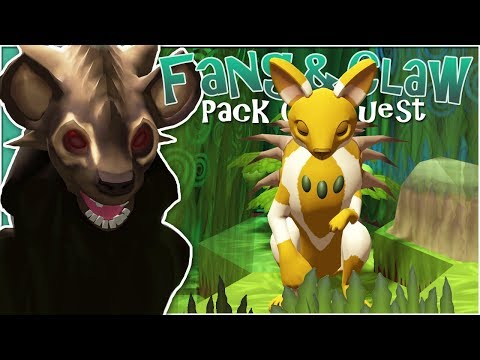 Digging Into Spiky Shadows!! 🌿 Niche: Pack Conquest! Extreme Challenge! • #31