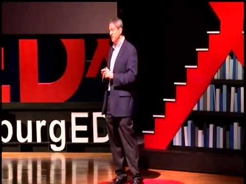 Reawakening Agency in Students | Alan Snyder | TEDxPennsburgED