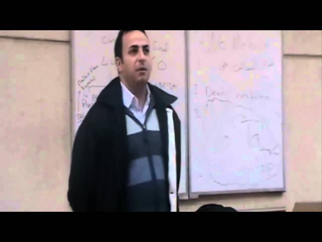 Software Engineering 1 - Dr.Ayman Ezzat - Spring 2013