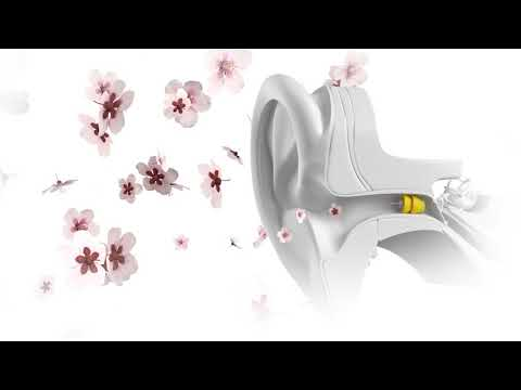Lyric Sound Relief 100% Invisible Hearing Aid