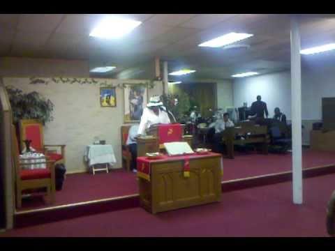 Pastor Rosetta Haynes