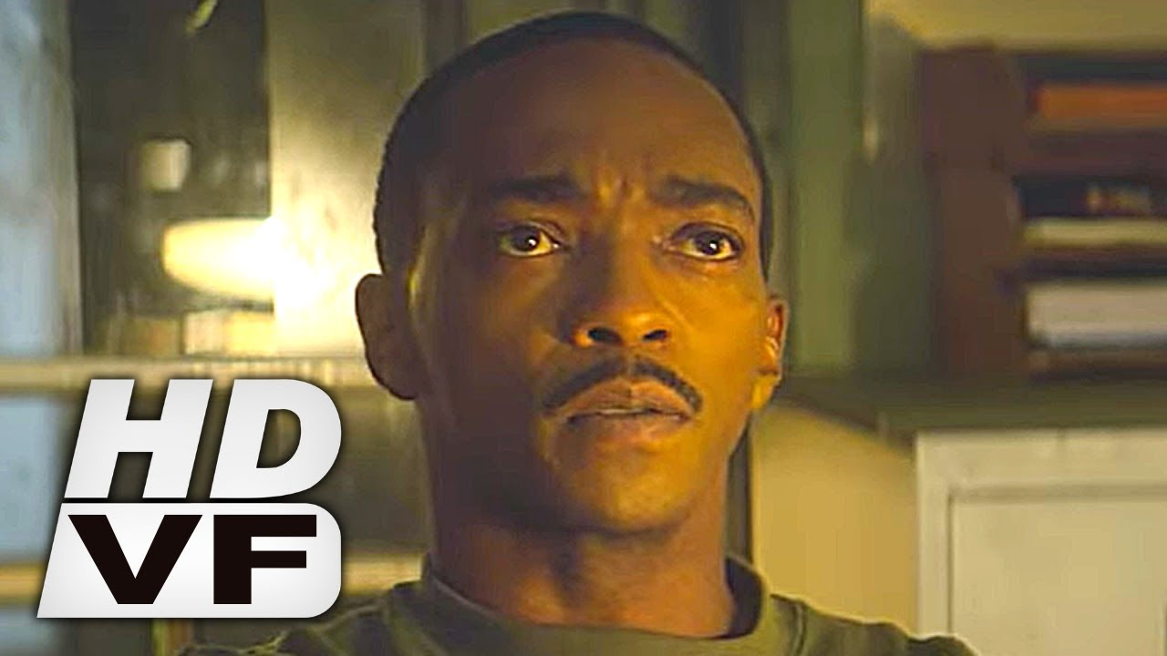 Download ZONE HOSTILE (Outside the Wire) Bande Annonce VF (NETFLIX, 2021) Anthony Mackie