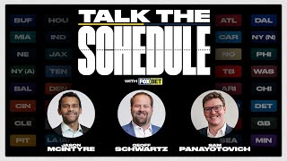 2021 Schedule Release Show – Talk the Schedule with FOX Bet screenshot 1