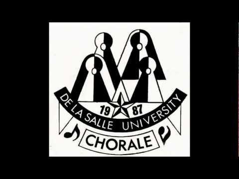 Mori Quasi Il Mio Core - The De La Salle University Chorale
