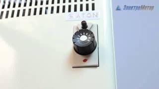 Конвектор газовый напольный ATON Vektor 2,2