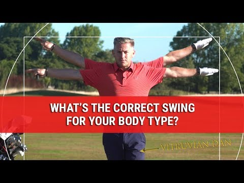 What Is The Correct Golf Swing For Your Body Type – Golf Swing Tips – DWG