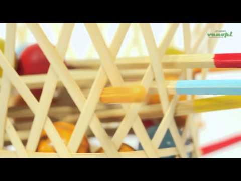 Деревянная игрушка головоломка балансир Pallina  Hape 897541