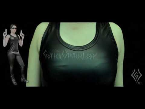 Disfraz Trinity Matrix Chica Pelicula Domicilios en Bogota Envios a toda Colombia