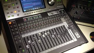 New Sound Gear! Roland M300 Digital Mixer