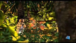 LEGO Indiana Jones - The Original Adventures (Intro)