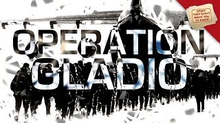 Operation Gladio: The Secret War
