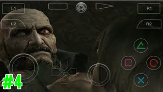 Part 4 ll Resident Evil 4 On Android Full Gameplay For Gloud Games ll Unlimited Time