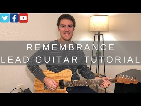 Remembrance chords by Hillsong - Worship Chords