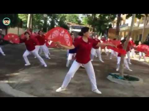 Múa Quạt : Con Rồng Việt Nam | CLB Dưỡng Sinh Buôn Ma Thuột