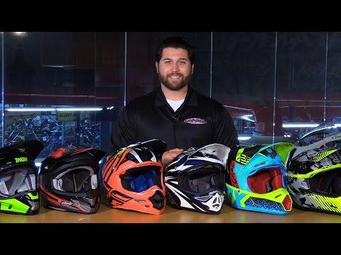 2016 Intermediate Level Motorcycle Helmet Gear Guide at ChapMoto.com