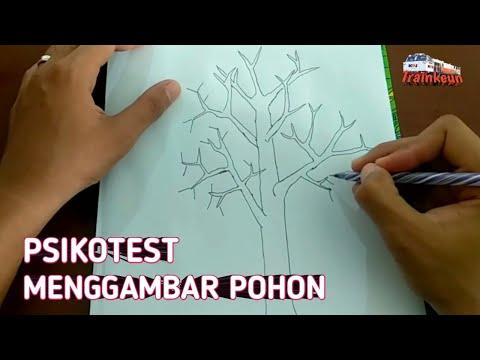 Tips Dan Trik Mengerjakan Test Menggambar Pohon Psikotest Part 3 Youtube