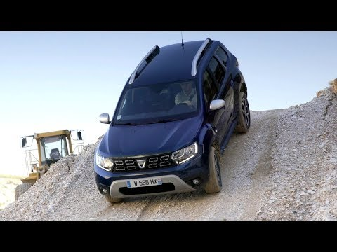 New Dacia Duster 2018 Official video