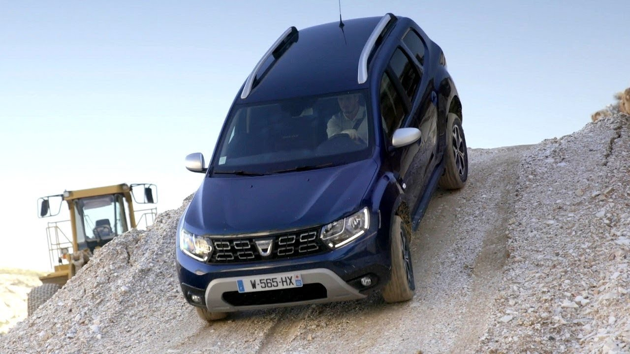 New dacia duster 2018 official video youtube for Interieur nouveau duster 2018