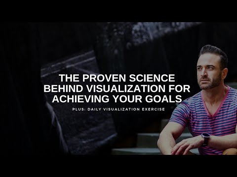 The Proven Science of Visualization for Success and Guided Exercise