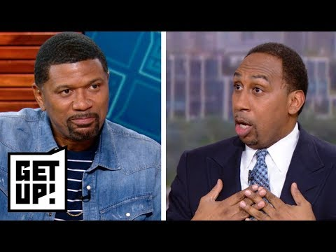 Stephen A.: Lakers will go to the Western Conference finals  | Get Up! | ESPN
