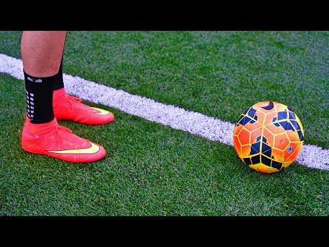 Juan Mata & Ronaldinho Incredible 1st...