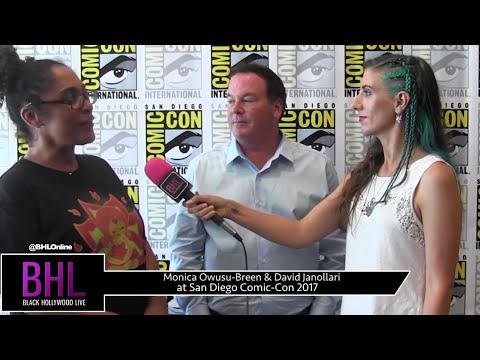 Midnight, Texas Executive Producers at San Diego Comic-Con 2017
