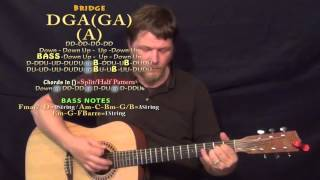 Buy Me A Boat Chris Janson Guitar Lesson Chord Chart