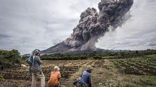 Indonesia Volcano: Mount Sinabung