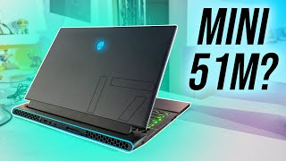 New Alienware m15 and m17 Gaming Laptops!