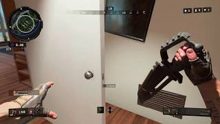 Blackout BOWIE KNIFE ONLY Victory 8 frags