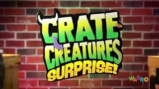 Crate Creatures Surprise Monstruo Educando