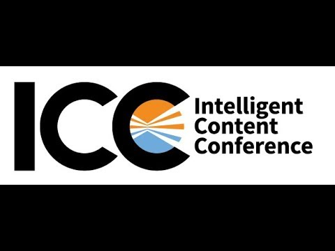 Intelligent Content Conference 2018 - Content Strategy Event