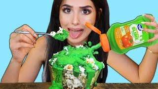 Download WEIRD Food Combinations People LOVE!! EATING GROSS DIY FOOD Mp3 and Videos