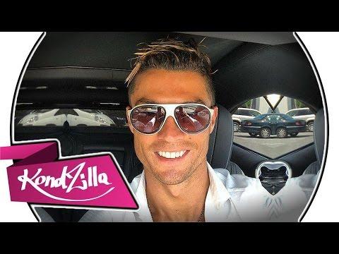 🔴 C.Ronaldo - Viciada em Rebolar  MC Davi e MC PH (Kondzilla)DJ Jorgin