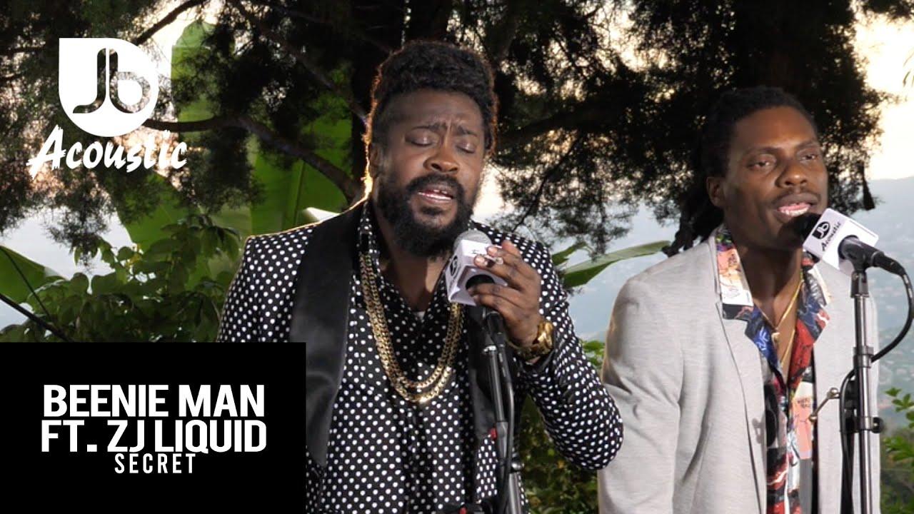 Beenie Man - Secret ft ZJ Liquid - Jussbuss Acoustic (Season 4)